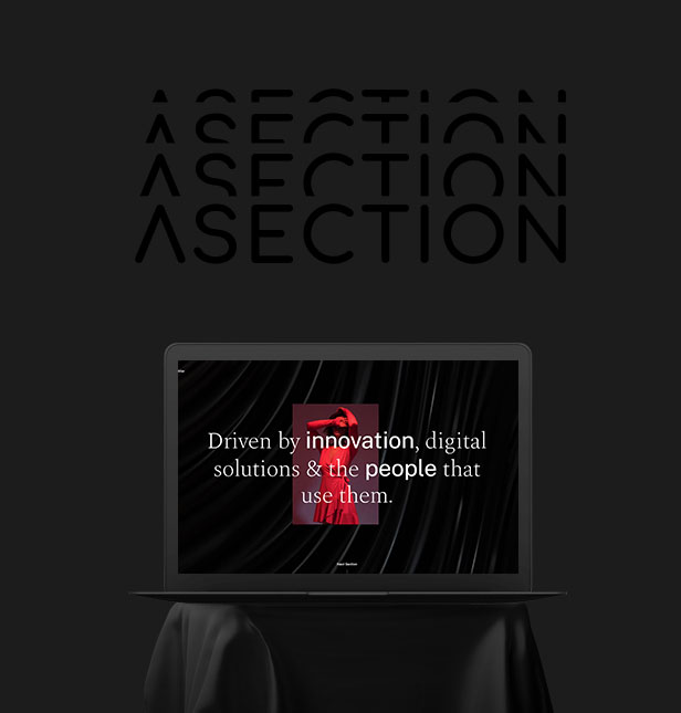 ASection - Bootstrap 5 Personal One Page HTML Template - 2